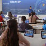 Fibre in schools