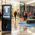 fibre for shopping centre